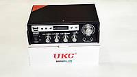 Усилитель звука UKC SN-555BT USB+SD+FM+Karaoke, фото 4