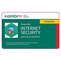 Антивирус Kaspersky Internet Security Multi-Device 4 ПК 1 year Renewal License (KL1941XCDFR)