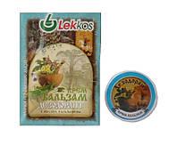 Крем-бальзам Дезодорант при потливости с маслом пальморозы Леккос 10 г