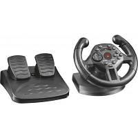 Руль Trust GXT 570 Compact Vibration Racing Wheel (21684)