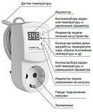 Терморегулятор Terneo Eg для инкубаторов, фото 9