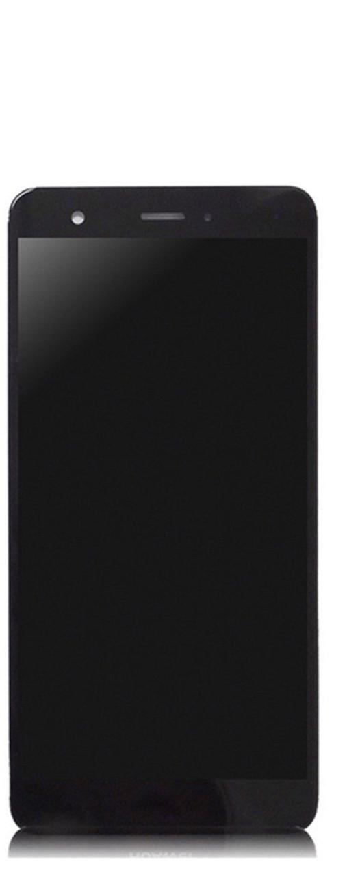 Дисплей (экран) для Huawei Nova CAN-L01 с сенсором (тачскрином) и рамкой черный без микросхемы