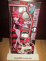 Кукла Monster High Monster Scaritage Operetta Doll Оперетта Я люблю аксессуары