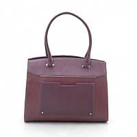 Женская сумка D. Jones CM3932 d. bordeaux (бордо), фото 1