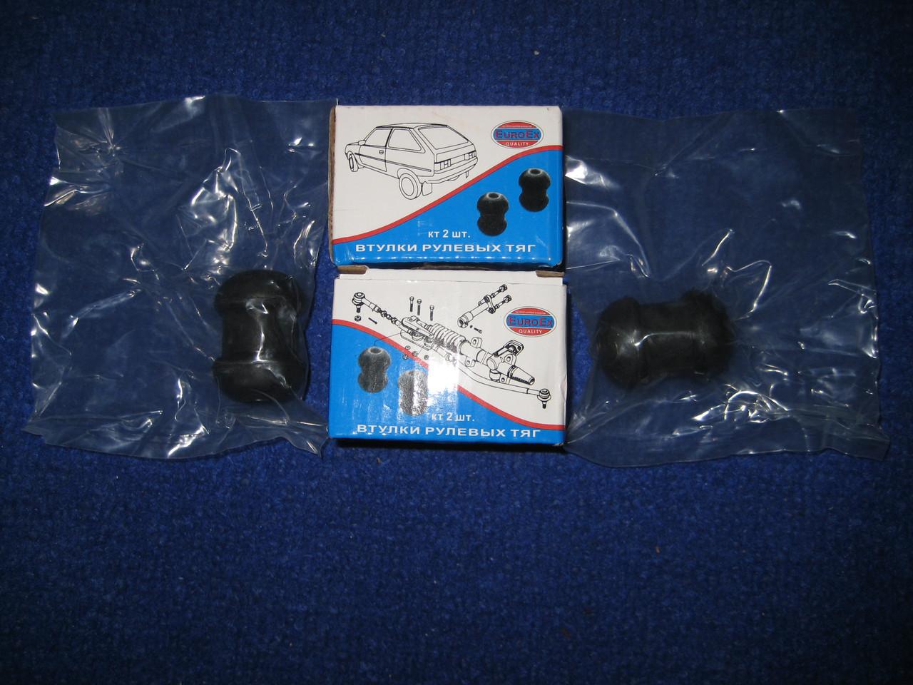 Сайлентблок рулевых тяг Таврия Славута ЗАЗ 1102 1103 1105 Euroex