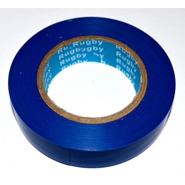 """Ізолента ПВХ 25м """"RUGBY"""" синя (1000-119)"""