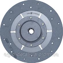 Диск сцепления Т25-1601130-В ведомый, трактора Т 40, Т-40А, Т-40М, Т-40AM