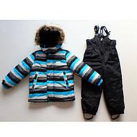 Зимний комплект для мальчика Lenne ROKCY 18320В - 3900. Размеры 104 и 110.