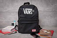 Рюкзак унисекс Vans , черные (90003),  [ 1  ]