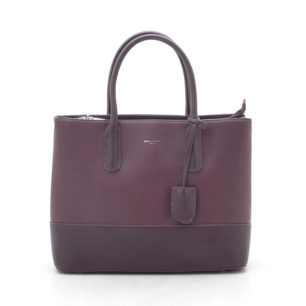 Женская сумка D. Jones CM4029 d. bordeaux (бордо/марсала)
