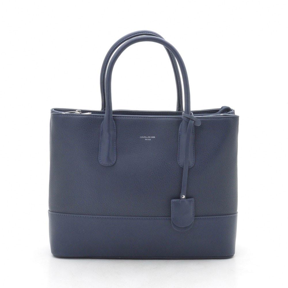 Женская сумка D. Jones CM4029 d. blue (синяя)
