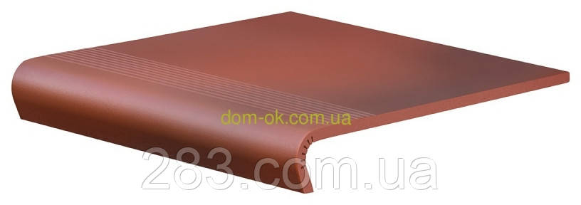 Ступени для крыльца Cerrad Country вишневый V-shape,  размер 300 х 320 х 11 мм