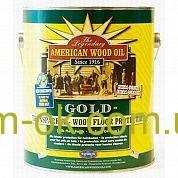 Тунговое масло Transparent cold Прозрачно-золотой 3,8 л