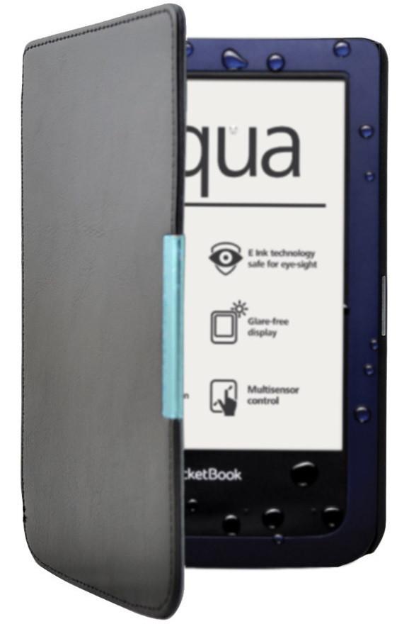 Обложка - чехол для электронной книги PocketBook 640/641 Aqua 2 Синий
