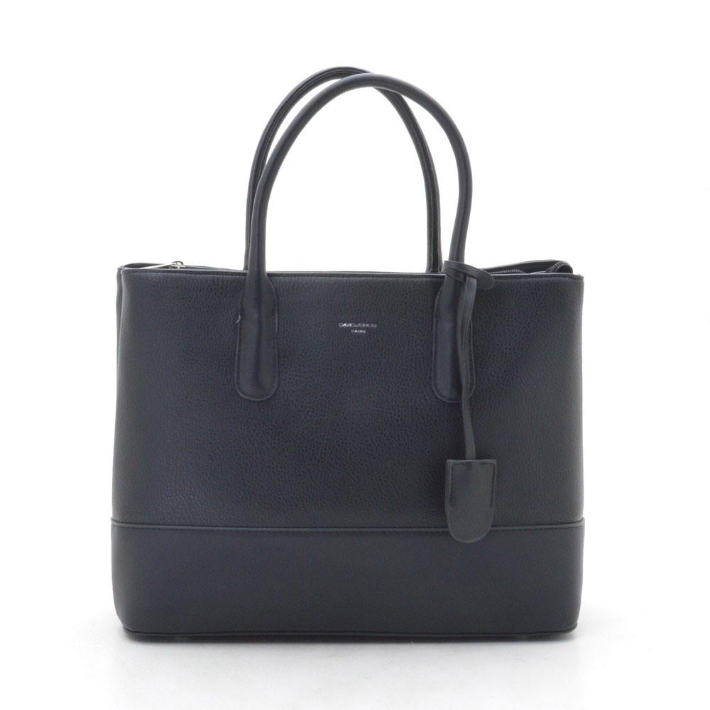 Женская сумка D. Jones CM4029 black (черная)