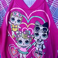 Пижамы детские с начесом на 3 года на рост 98- 104