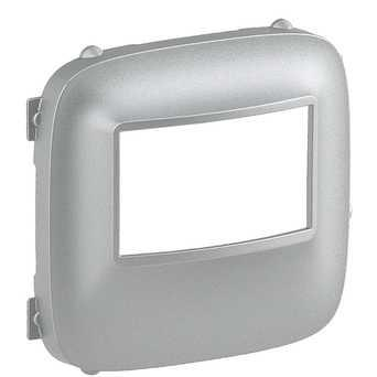 Лицьова панель - Valena Allure - для датчика руху Кат. № 7 520 70/73 - алюміній
