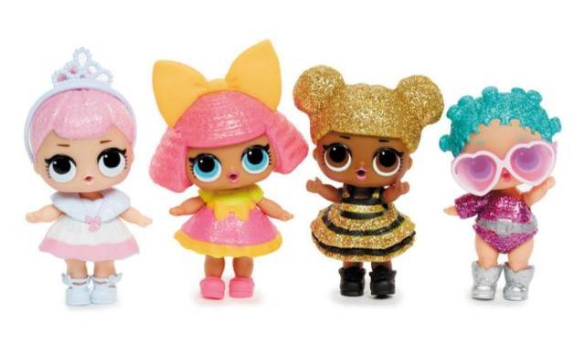 Куклы лол LOL