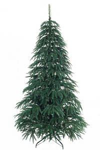 Новогодняя елка искусственная ель литая Сказка 180 комби