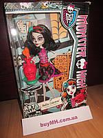 Кукла Monster High Art Class Skelita Calaveras Doll Скелита Калаверас Арт класс