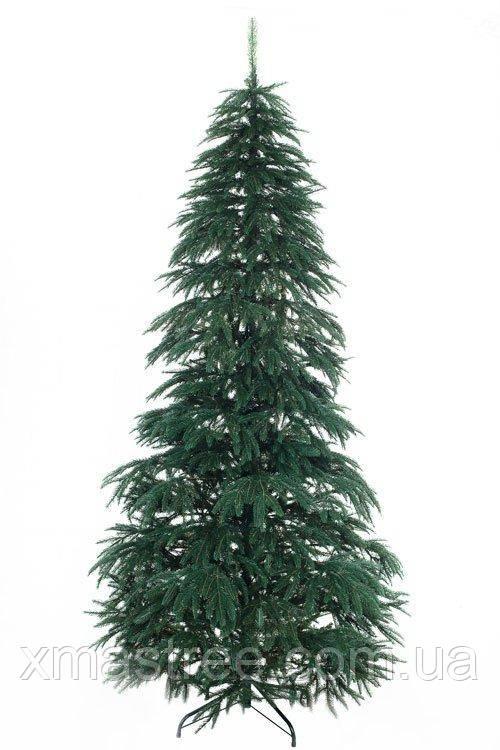 Новогодняя елка искусственная ель литая Сказка 220 комби