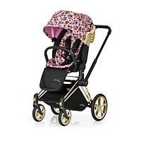 Прогулочная коляска Cybex Priam Lux JS Cherub Pink