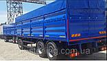 Тенты для зерновозов из ткани ПВХ - Германия 680 г/м2, фото 2