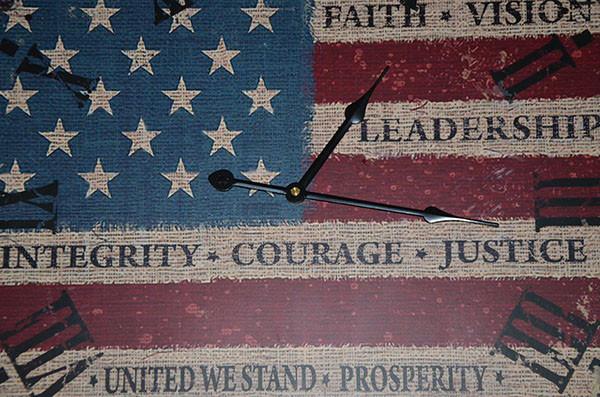 Красиві настінні годинники USA (60 див)