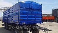 Тенты для зерновозов из ткани ПВХ - Германия 680 г/м2 , фото 1