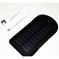 Power Bank зарядка солнечная батарея 20000mAh, фото 1