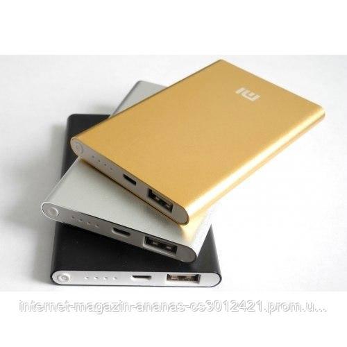 Power Bank Xiaomi портативная зарядка 12800mah