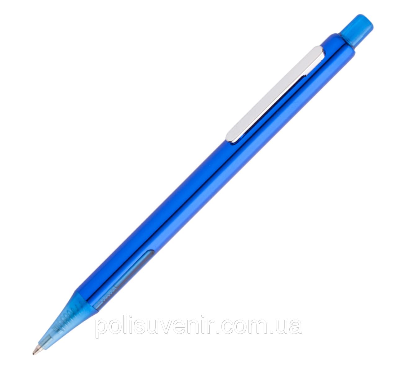 Ручка кулькова металева матова