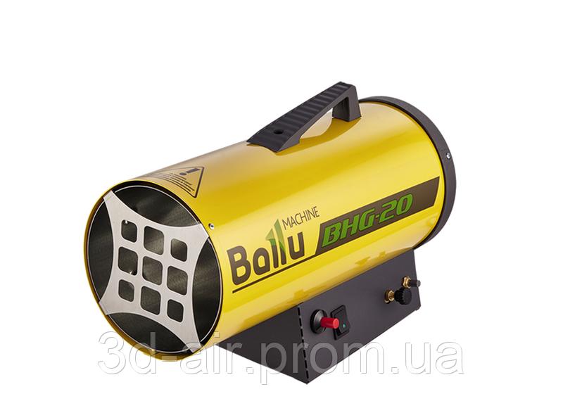 Газова теплова гармата Ballu BHG-40