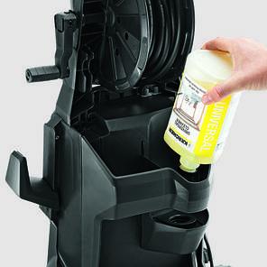 Мойка высокого давления Karcher K5 + шланг 10м, фото 2