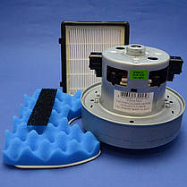 Комплект двигатель VCM K-70GU 1800W + набор фильтров для пылесоса Samsung (серии 6500), фото 3