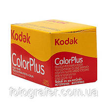 Фотоплёнка Kodak Color Plus 200/36