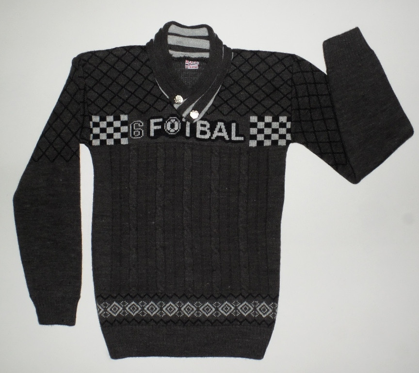 детский вязаный свитер на мальчика 13 14 лет продажа цена в днепре