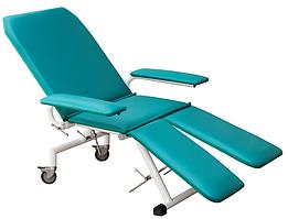 Крісло косметологічне, крісло косметолога КОСМО, крісло медичне Заповіт
