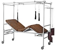 Ктовать для лежачих больных травматологическая, кровать медицинская для реабилитации стационарная КСТ Завет