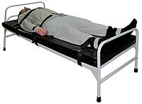 Кровать для психонервнобольных кпб медицинская