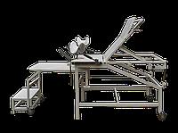 Кровать акушерская для родовспоможения ка-2 (типа Рахманова) медицинская Завет