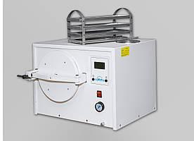 Стерилізатор медичний, автоклав паровий для інструментів ГК-10 мизма