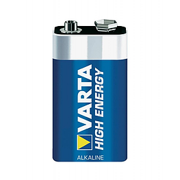Батерейка Varta High Energy 6LR61 (4922121411)