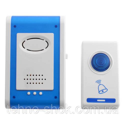 Звонок дверной беспроводной ZHISHAN 703 AС
