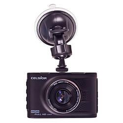 Видеорегистратор Celsior Full HD 1920x1080 3'' IPS 16:9 встроенная батарея Li-Ion 200 mA/ч (DVR CS-1806S HD)