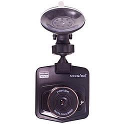 Автомобильный видеорегистратор 640x480 (30 fps) 720P Celsior (DVR CS-408 VGA)