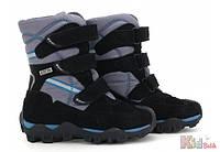 Ботинки зимние, комбинированные для мальчика (38 размер)  Bartek 5904699517861