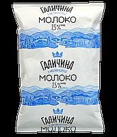 "Молоко ТМ ""Галичина"" 0,9мл, 2,5%"