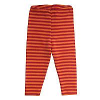 Леггинсы Engel шелк/шерсть красно/оранжевые, фото 1