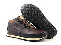 Кроссовки зимние мужские в стиле New Balance 754- Original код товара 4S-1112. Коричневы